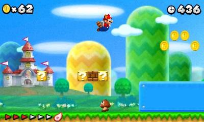 Nintendo anuncia la salida de New Super Mario Bros 2 - New-Super-Mario-Bros.-2-Screenshot-1