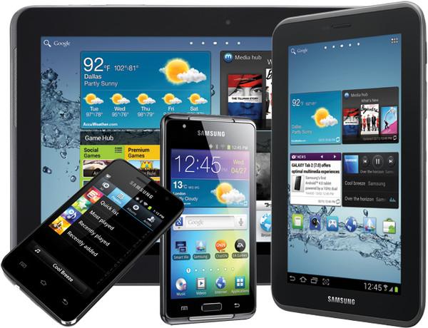 Samsung presenta a cuatro nuevos miembros de la familia Galaxy - Samsung-Galaxy