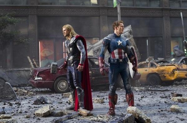 The avengers movie The Avengers, la mejor película de superhéroes de la historia
