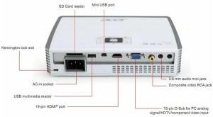 Acer K330, un proyector LED HD con capacidades 3D