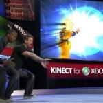 Dragon Ball Z Kinect confirmado para Octubre