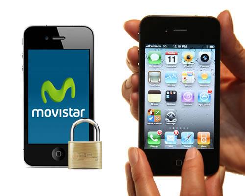 Cómo liberar el iPhone 4S, iPhone 4 e iPhone 3GS con iOS 5.0, 5.0.1 y 5.1 con el método SAM - liberacion_iphone4S_movistar