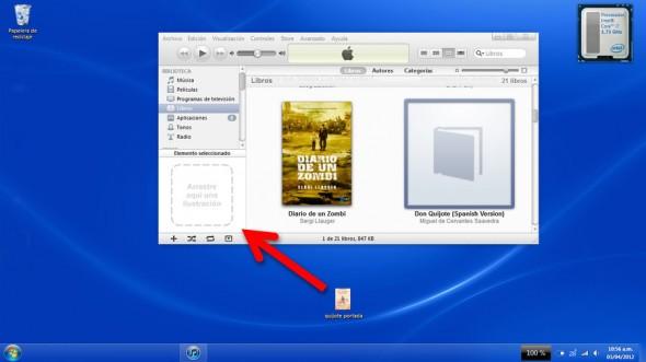 libros portada itunes 590x331 Cómo cambiar la portada de nuestros libros en iBooks