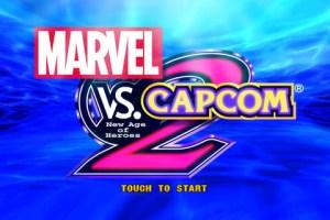 MARVEL VS CAPCOM 2 disponible para iPhone/iPod/iPad en la App Store