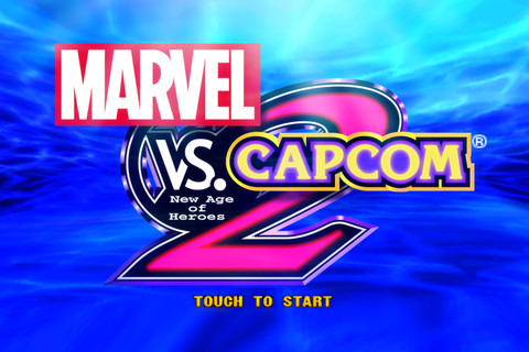 MARVEL VS CAPCOM 2 disponible para iPhone/iPod/iPad en la App Store - marvel-vs-capcom2
