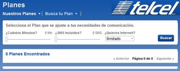 planes telcel Telcel eliminaría sus planes con Internet Ilimitado