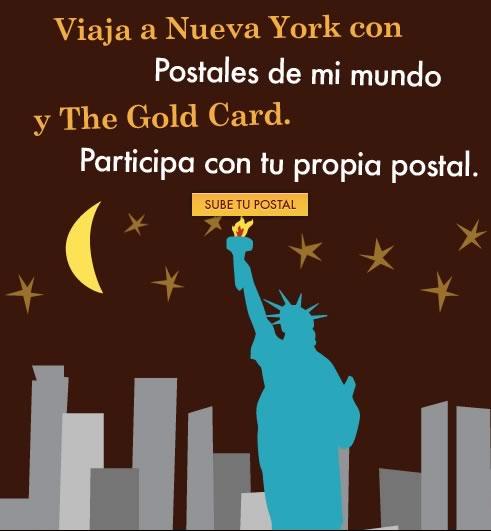 Gana un viaje a Nueva York gracias a American Express Viajes, The Gold Card y tu imaginación - postales-de-mi-mundo