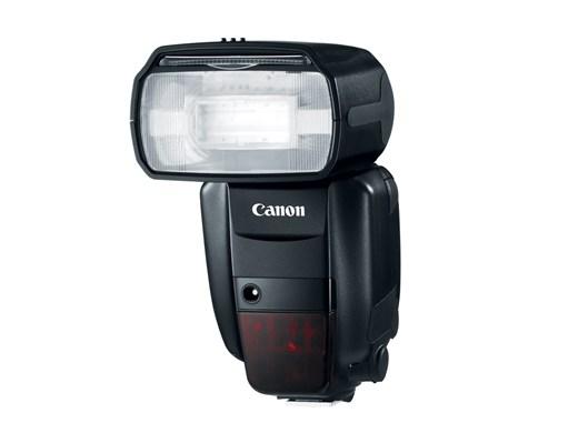 Canon presenta su línea de accesorios para sus cámaras EOS - speedlite600exrt