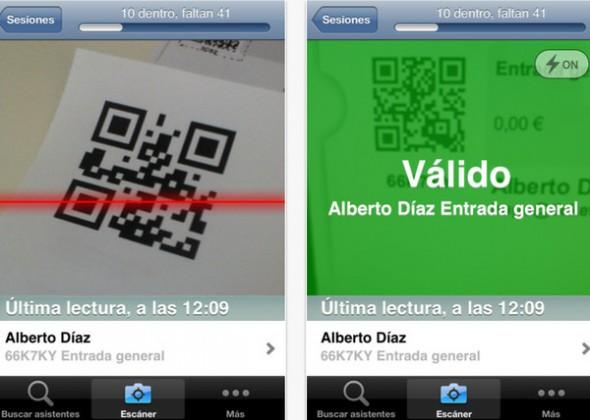 ticketea CheckPoint,aplicación gratuita para escanear entradas - ticketea-checkpoint-590x420