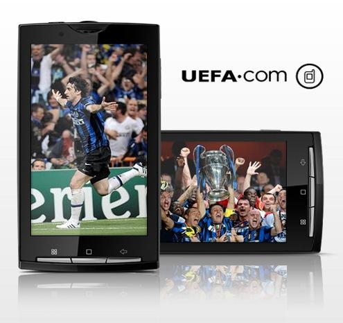 Sigue la Eurocopa 2012 desde tu smartphone - uefa-aplicacion-movil