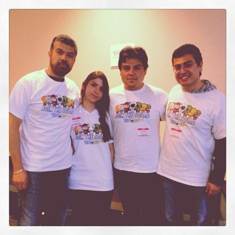 yogome team La historia de Yogome, empresa mexicana de juegos educativos en Silicon Valley