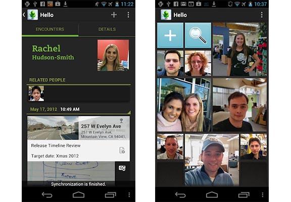 Evernote Hello para Android disponible para descargar - Android-hello
