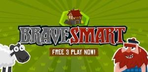BraveSmart, un interesante juego de acertijos para iOS y Android