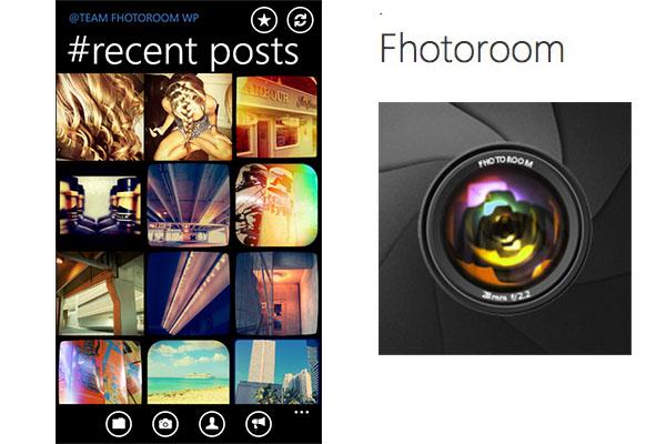 Fhotoroom windows phone wa 1 Fhotoroom, el Instagram de Windows Phone