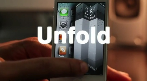Fold to Unlock una nueva y espectacular forma de desbloquear un iPhone - Fold-to-unlock-tweak