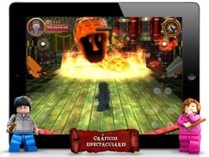 LEGO Harry Potter: Years 5-7 disponible para descargar desde la App Store