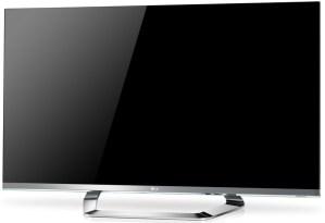 LG presenta en México su nueva línea de televisores LG Cinema 3D Smart TV 2012