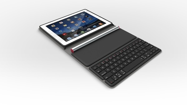 Logitech solar keyboard folio Logitech presenta su nuevo teclado solar para iPad, Solar Keyboard Folio