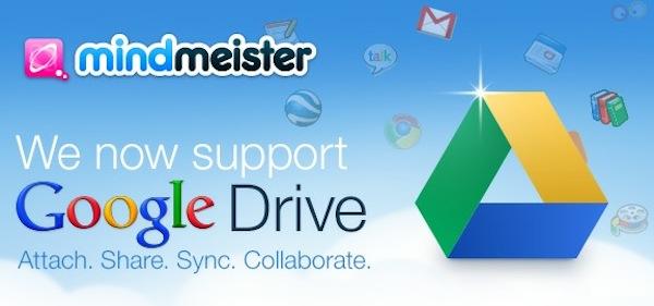 MindMaister, actualiza su aplicación para Google Chrome y se hace compatible con Drive - Mindmaister-google-drive
