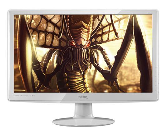 Nuevos monitores BenQ RL2240H y RL2450H, diseñados para los juegos de estrategia - Monitor-BenQRL2240H