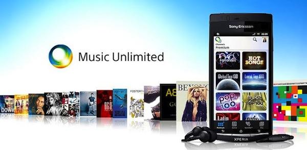 Music Unlimited, el nuevo servicio de streaming musical de Sony - Music-unlimited-sony