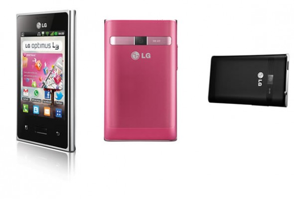 LG lanza la serie L de smartphones con procesadores Qualcomm - Optimus-L3-3-590x400