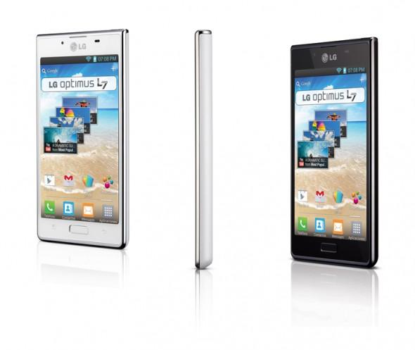 LG lanza la serie L de smartphones con procesadores Qualcomm - Optimus-L7-2-590x497