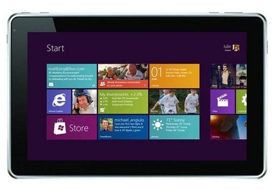 Windows 8 Tablet Actualización a Windows 8 costaría sólo 15 dólares