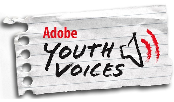 Adobe destina un millón de dólares en un programa de Becas de Creatividad - adobe-youth-voices