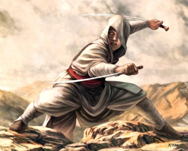 assassins creed boceto Estas son las primeras imágenes conceptuales que tiene Assassins Creed