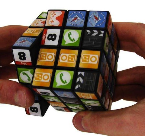 cubo rubik app cube iphone android 2 Grandes juegos adictivos para iPhone y iPod Touch [I]