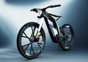 Audi presenta concepto de bicicleta con WiFi