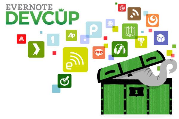 Evernote DevCup, un reto para todos los desarrolladores de aplicaciones - evernote-devcup-wa-1