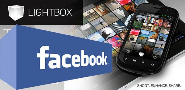 Facebook compra Lightbox, el servicio para compartir imágenes para Android - facebook-compra-lightbox