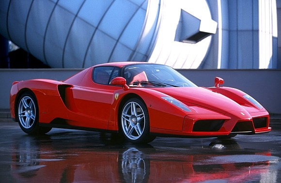El nuevo Enzo Ferrari será híbrido - ferrari-enzo