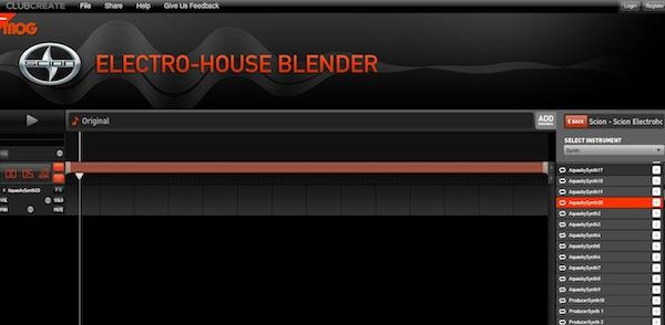 hacer mezclas como dj electric house blender Editar y mezclar música con estas aplicaciones online