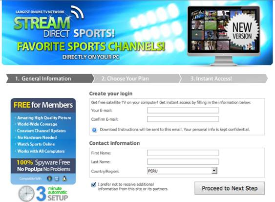 La UEFA Champions League es usada para estafas en Internet - image007