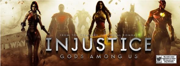 DC Comics anuncia videojuego de peleas para el 2013 [Tráiler] - injustice-gods-among-us-590x218