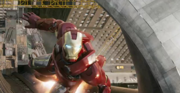 Las armaduras de Iron Man desde la Mark I hasta la Mark VII de The Avengers - iron-man