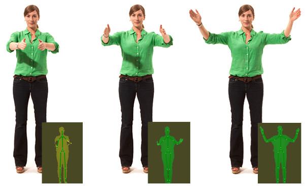 Kinect para Windows actualiza su SDK - kinect