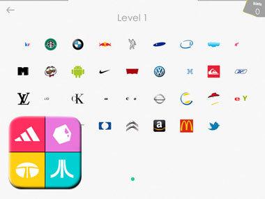 logos quiz game Logos Quiz, diviertete adivinando cual es la Marca de los logos [Reseña]