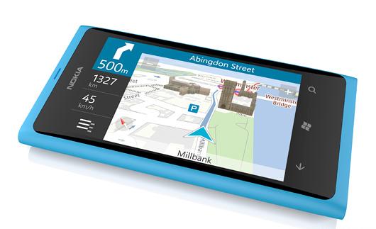Nokia Lumia 800 con Windows Phone disponible en México [Reseña] - lumia800