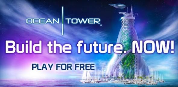 ocean tower 590x288 Ocean Tower, divertido juego para iOS y Android de la mano de flaregames