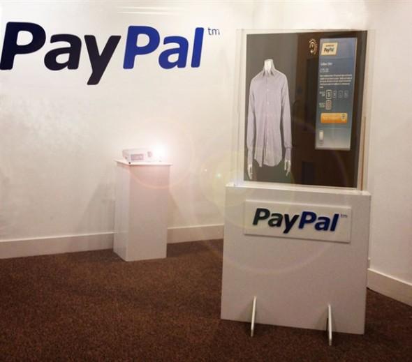 paypal stores 590x519 Pago por PayPal estará disponible en tiendas físicas