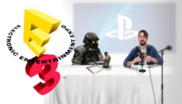 Sony transmitirá su conferencia en el E3 2012 solamente por streaming y no por TV - sony-e3-2012-590x337