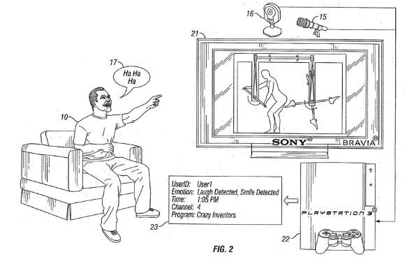 Sony solicita patente para mostrar publicidad forzosa en videojuegos - sony-patent