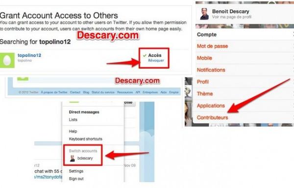 Una misma cuenta de Twitter podrá ser gestionada por varios usuarios - twitter-