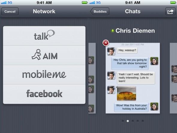 Verbs, una de las mejores apps para chatear en iOS - verbs-ios-590x442