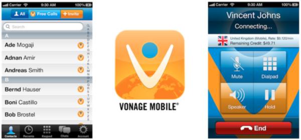 Realiza llamadas gratuitas en América Latina con Vonage este Día de las Madres - vonange-mobile