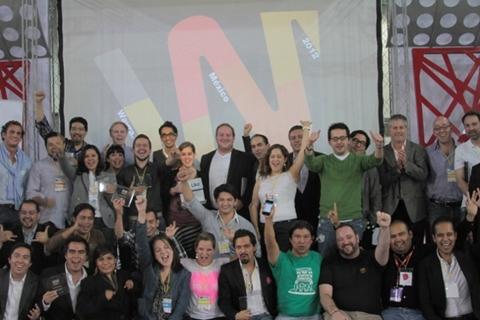 Proyectos ganadores de Wayra México 2012 - wayra-mexico-2012